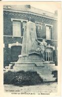 Vitry En Artois-monument Aux Morts  1914-1918 -cpa - Vitry En Artois