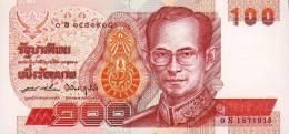 Thailand, 100 Baht, Pick 97 Sign. 64, Replacement ( S ) UNC ! - Thailand