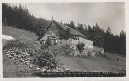 AK Spiegelbaude Zineckerbaude Zinneckerbaude Johannisbad Janske Lazne Schwarzenthal Schwarzenberg Freiheit Riesengebirge - Sudeten