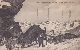 19U - 73 - Savoie - Skieurs Au Grand Col Du Mont Pourri - N° 58 - France