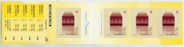 AUSTRIA 2013 Landmarks  Definitive 62 C. (Goldenes Dach) Retail Pack With 4 Stamps.  Michel MH 0-23 (3094) - 1945-.... 2nd Republic
