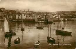 GUERNSEY    ST PETER   PORT - Guernsey