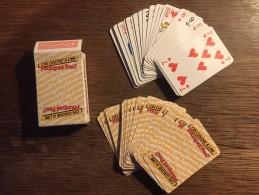 Jeu De 52 Cartes + 2 Jokers Pourquoi Pas ? (magazine, Périodique, Presse) - Speelkaarten