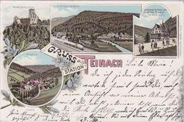 Gruss Aus Station Teinach - Bad Teinach
