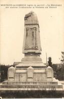 Montigny En Gohelle--monument Aux Morts -1914 1918-cpa - France