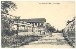 Cpa Ain - La Valbonne - Grande Rue    ((S.1362)) - France