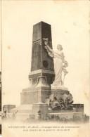 Meurchin-inauguration Du Monument Aux Morts -1914 1918-cpa - France