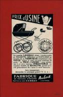 ENFANTS - LANDAUS - Landau - Publicité Issue D´une Revue De 1966 Et Collée Sur Feuillet - - Publicités
