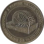 S04A164 - 2004 LE MOULIN A PAPIER 1 - Vallis Clausa / MONNAIE DE PARIS