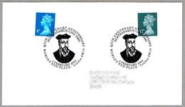 V Cent. MOSTRADAMUS - Quin-centenary NOSTRADAMUS. London 2003 - Astronomùia
