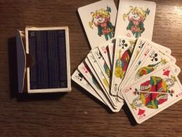 Jeu De 52 Cartes +  2 Jokers : Ediol Titralac Schenley De Bournonville Sedamynol (pharmacie, Médicament) - Cartes à Jouer Classiques