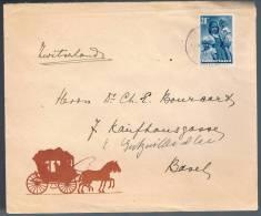 Nederland, 1948, For Basel - Periode 1891-1948 (Wilhelmina)