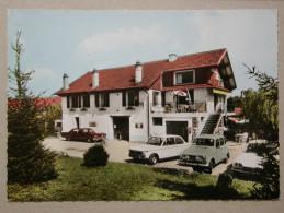 Renault 4, BMW 1602, Citroen GS, Rambler Rebel 770 '67, Corcieux - Turismo