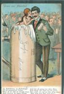 Bière - Femme Sort De Chope  - BE - Précurseur De MÜNCHEN - Muenchen