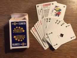 Jeu De 52 Cartes +  2 Jokers : Rtbf, Martini, La Nuit Des étoiles - Cartes à Jouer Classiques
