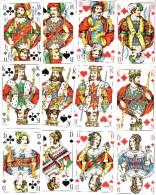 Jeu Allemand De 32 Cartes : F.X. Schmid Munchen Deutschland - Cartes à Jouer Classiques