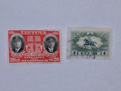 LITUANIE  1927-34  LOT # 8 - Lituanie