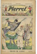 REVUE , PIERROT , N° 42 , Pirates De L'Océan - Non Classés