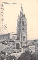 ESPANA Espagne ( Asturias ) OVIEDO : Catedral - Petit Lot De 2 CPA - - Asturias (Oviedo)