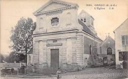 91 - ORSAY : L'Eglise - CPA - Essonne - Orsay