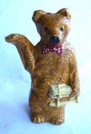 Rare Figurine JIM BONNE NUIT LES PETITS  ORTF 1964 - NOUNOURS (2) - Figurines