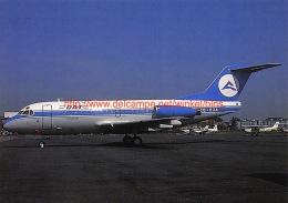 Fokker F-28 Delta Air Transport DAT - 1946-....: Era Moderna