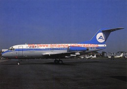Fokker F-28 Delta Air Transport DAT - 1946-....: Modern Era