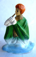 Rare Figurine JIM BONNE NUIT LES PETITS  ORTF 1964 - LE MARCHAND DE SABLE - Figurines