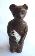 Rare Figurine JIM BONNE NUIT LES PETITS  ORTF 1964 - NEVEU TOTO - Figurines