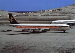 Boeing 707 British Caledonian - 1946-....: Moderne