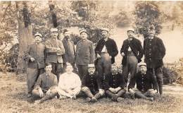 23 - CREUSE / Felletin - Carte Photo - Militaria - 1915 - Felletin