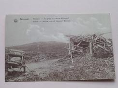 Ruines Au Pied Du Mont Kemmel / Anno 19?? ( Details Zie Foto´s ) !! - Heuvelland