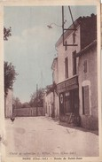 NERE (17) - CPA - Route De Saint JEAN D' ANGELY, Bistro, Café, étoile De L'ouest - Altri Comuni