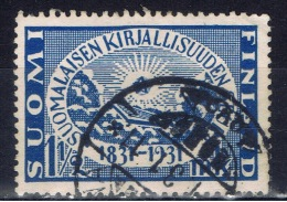 SF+ Finnland 1931 Mi 163 Literatur