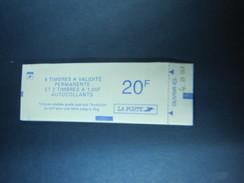 CARNET LUQUET N°1510 DATE DU 4.10.00 - Carnets