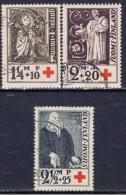 SF+ Finnland 1933 Mi 181-83 Bischöfe