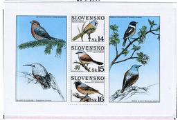 1999 - SLOVACCHIA - Catg.. Mi. Block 13 - NH - (AD85348.SI50.23) - Slovacchia
