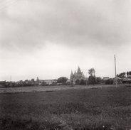 Grande Photo Originale - Indre - Vatan - 36150 - L'église Saint-Laurian - Luoghi