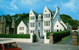 ARGYLL -  OBAN - QUEEN'S  HOTEL Arg184 - Argyllshire