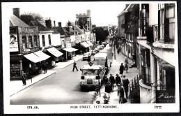 OLD PHOTO CARD ** SITTINGBOURNE HIGH STREET ** - Old Cars - Non Classés