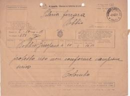 TELEGRAMMA   Del 2 Ottobre 1934  (160611) - Partecipazioni