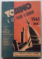 GUIDA Di TORINO Del 1940 (60810) - Libri, Riviste, Fumetti