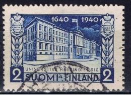 SF+ Finnland 1940 Mi 224 Helsinki