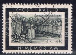 SF+ Finnland 1941 Mi 237 Kallio