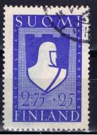 SF+ Finnland 1941 Mi 238 Waffenbrüder-Verein