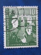 Bund Mi 153   Gestempelt  ,  Gute Erhaltung - Used Stamps