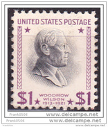 United States - USA  1938, Presidential Issue, $1.00, MNH