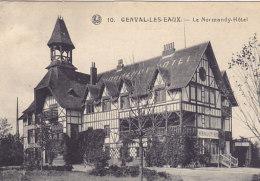 Genval-les-Eaux - Normandy Hôtel (1920, PhoB)