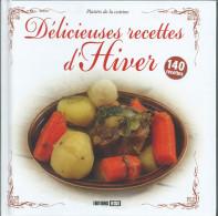 1 Livre De Cuisine , Délicieuses Recettes D'hiver - Gastronomie