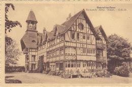 Genval-les-Eaux - Normandy Hôtel (Phototypie D'Art 1947, Timbre)